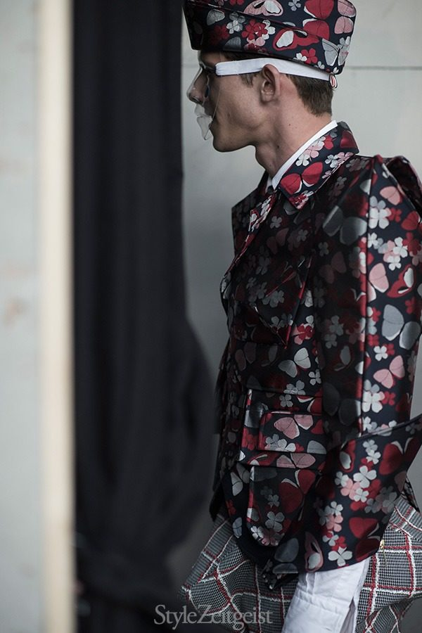 Thom Browne SS15, Backstage - fashion - lookbook_s