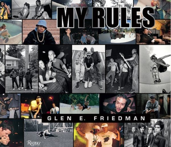 Glen E. Friedman: My Rules - culture - review_s