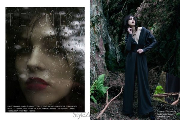 StyleZeitgeist Editorial: The Hunted Fashion  editorial_s
