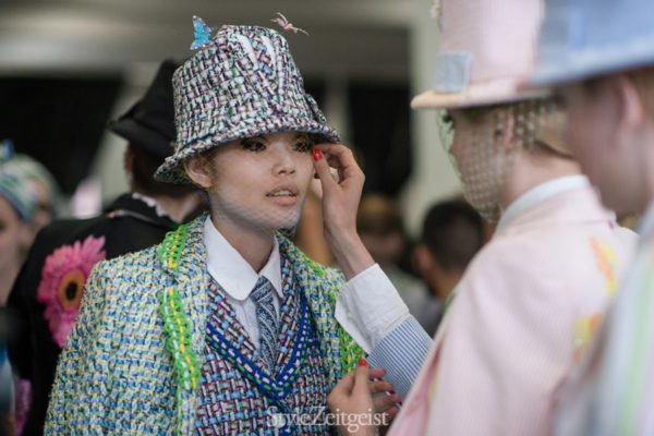 Thom Browne SS15, New York Backstage - fashion - lookbook_s