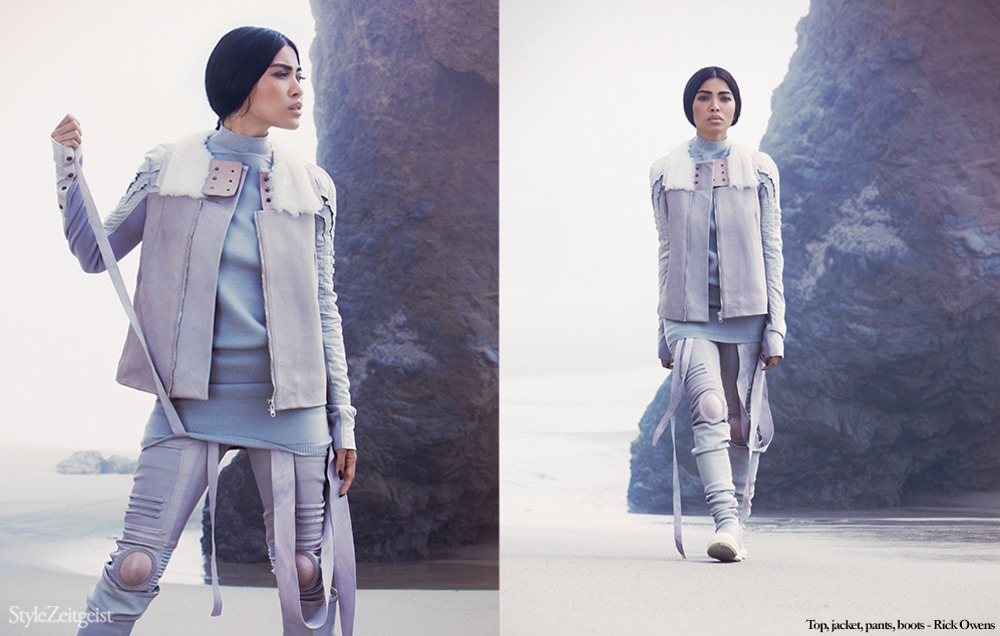 Editorial: Welcome Oblivion - fashion editorial - lookbook_s editorial_s