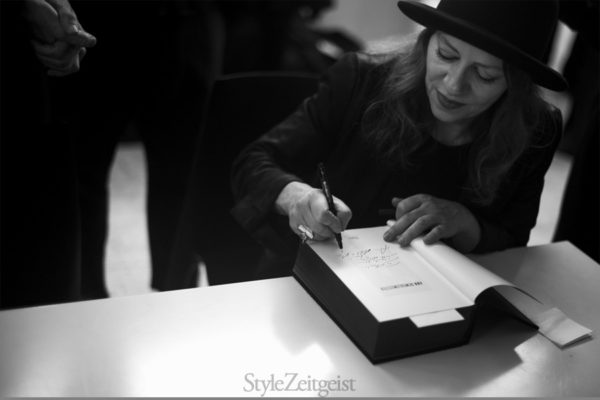 Ann Demeulemeester Book Signing - fashion, culture - review_s