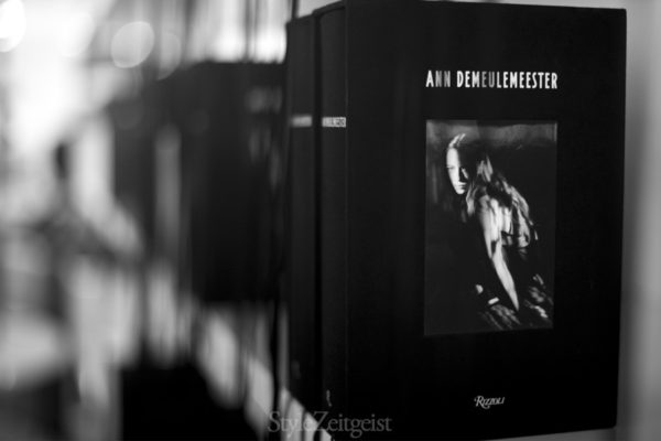 Ann Demeulemeester Book Signing - fashion culture - review_s