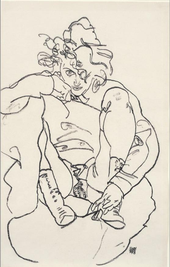 StyleZeitgeist Egon Schiele: Rude Nude Culture  review_s