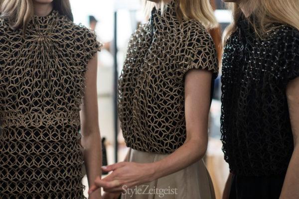 Iris van Herpen SS15, Paris Backstage - fashion - lookbook_s