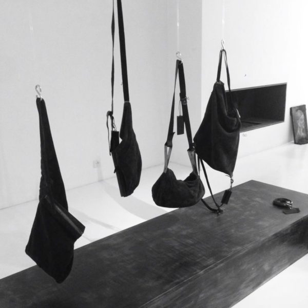 Cedric Jacquemyn Antwerp Space - retail, fashion - lookbook_s