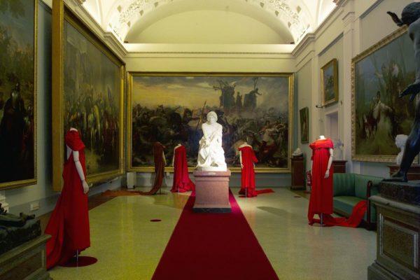 Yohji Yamamoto Correspondences exhibition, Alessandro Ciampi