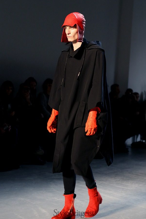 Boris Bidjan Saberi FW15 - fashion - PFW, Paris Fashion Week, Paris, MENSWEAR, Mens Fashion, FW15, Fashion, Fall Winter, Boris Bidjan Saberi, 2015