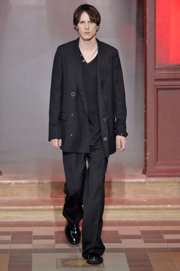 Lanvin FW15, Paris - fashion - Paris lookbook_s LANVIN menswear fall winter 2015-2016 january 2015