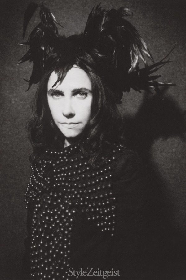 PJ HARVEY | ANN DEMEULEMEESTER | PATRICK ROBYN - features-oped fashion culture -