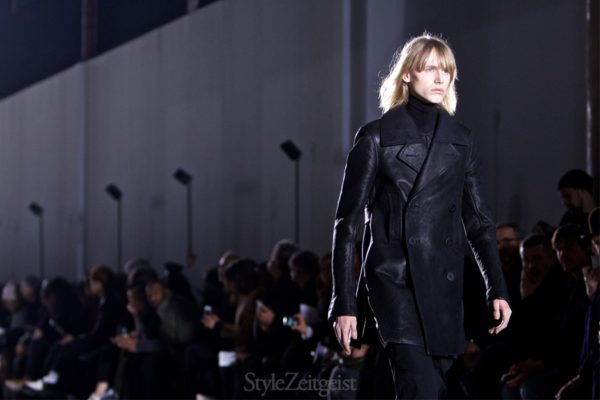 StyleZeitgeist Rick Owens FW15, Paris Fashion  lookbook_s