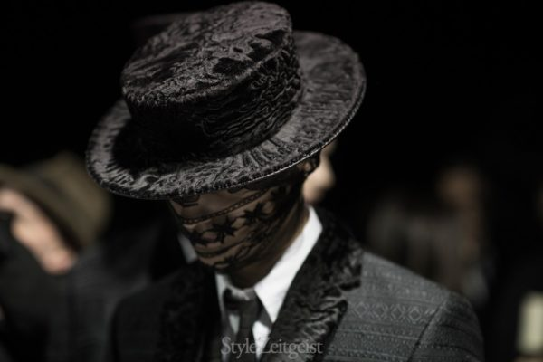 Thom Browne FW15, Paris Backstage - fashion - lookbook_s