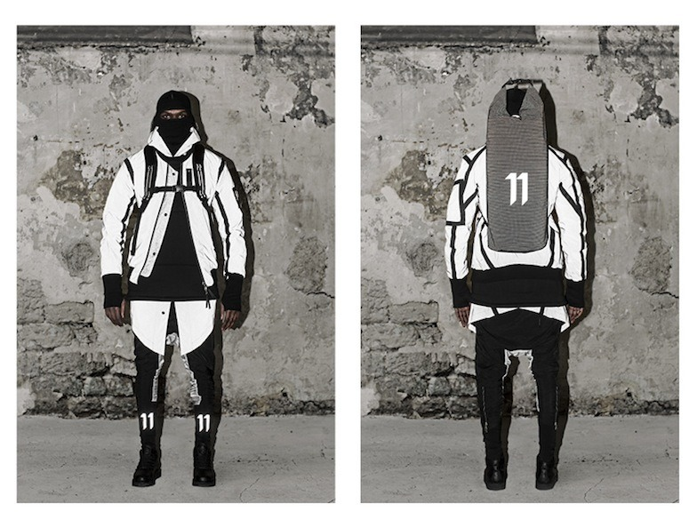 11 BY BORIS BIDJAN SABERI F/W 15 - fashion - lookbook_s