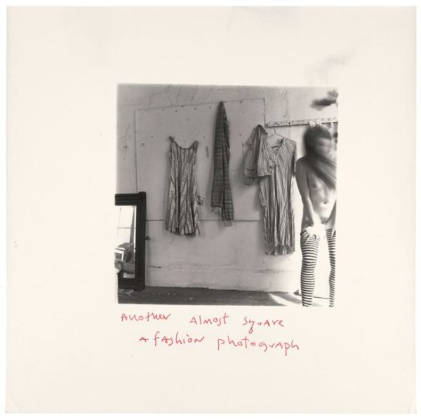 StyleZeitgeist Francesca Woodman: I'm Trying My Hand at Fashion Photography Culture  review_s