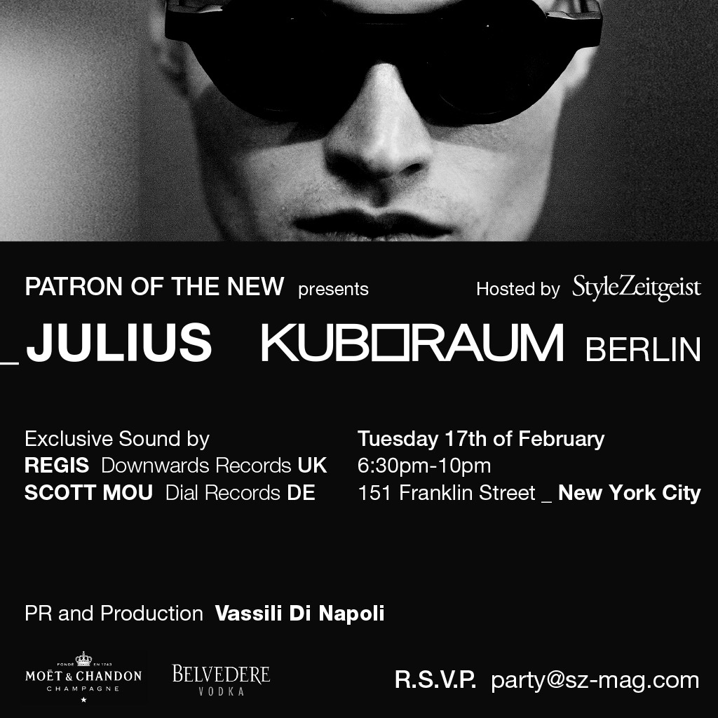 StyleZeitgeist Event: Julius & Kuboraum Fashion  event_s