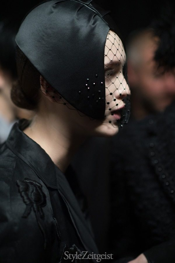 Thom Browne F/W 15 - Women's Backstage - fashion - lookbook_s