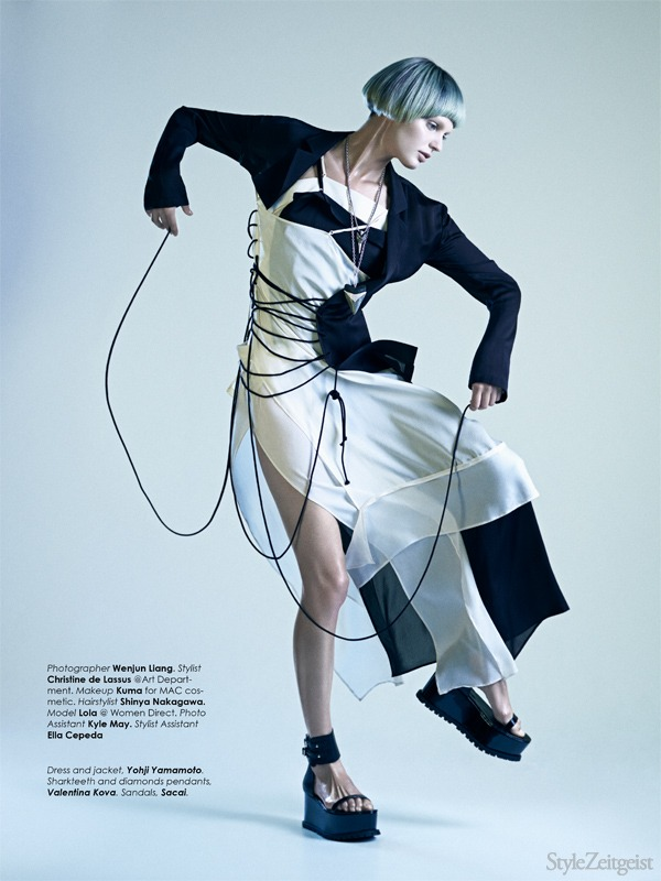 Editorial: DYSTOPIA NOW! - fashion - editorial_s