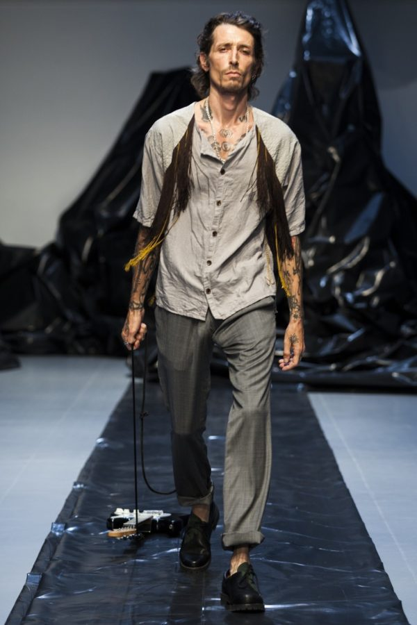 Geoffrey B. Small S/S16 Men's - fashion -