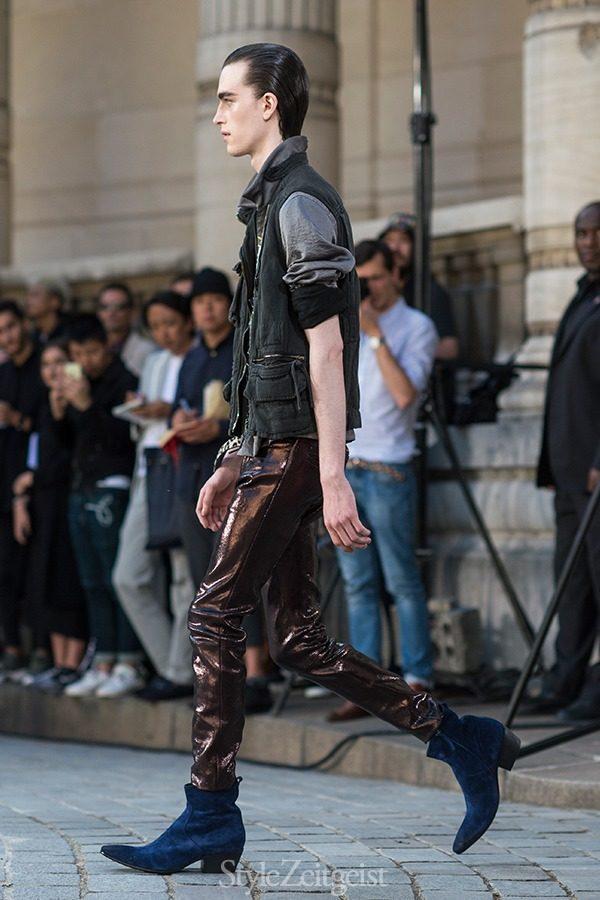 StyleZeitgeist Haider Ackermann S/S16 Men's Fashion