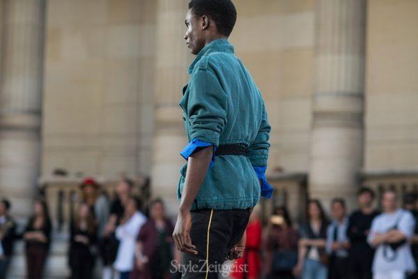 Haider Ackermann S/S16 Men's - fashion -