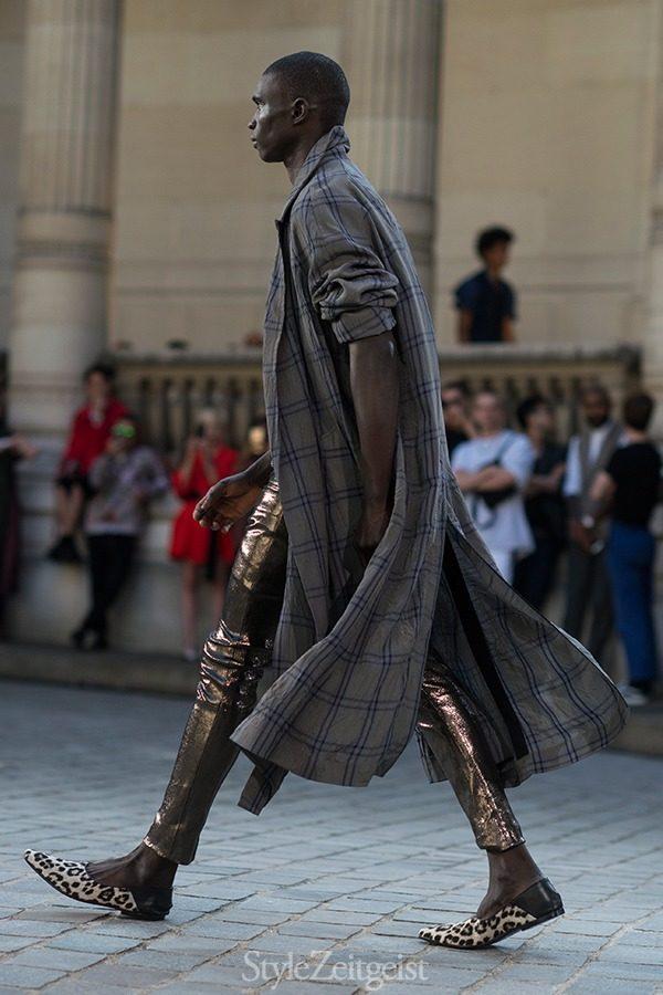 StyleZeitgeist Haider Ackermann S/S16 Men's Fashion    StyleZeitgeist Haider Ackermann S/S16 Men's Fashion