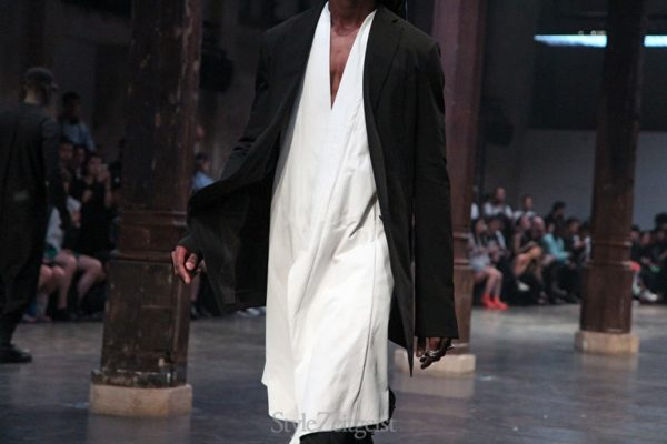 More Photos From S/S 16 Men's - fashion - SS16, Spring Summer, Rick Owens, PFW, Paris Fashion Week, Paris, MENSWEAR, Mens Fashion, Julius, Haider Ackermann, Fashion, Boris Bidjan Saberi, Ann Demeulemeester, 2015