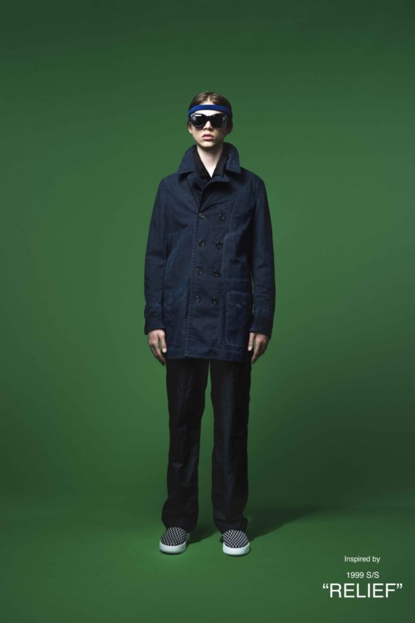 Undercover S/S16 - Lookbook - fashion -