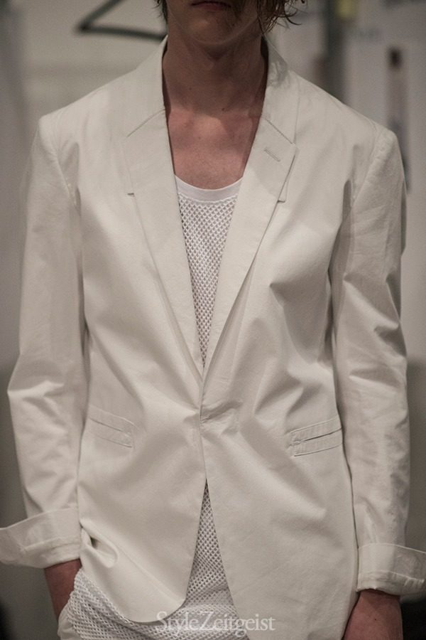 Alexandre Plokhov S/S 16  Men's Backstage - New York - fashion -