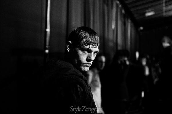 Boris Bidjan Saberi S/S16 - Backstage - fashion - SS16, Spring Summer, PFW, Paris Fashion Week, Paris, MENSWEAR, Mens Fashion, Matthew Reeves, Fashion, Boris Bidjan Saberi, Backstage, 2015