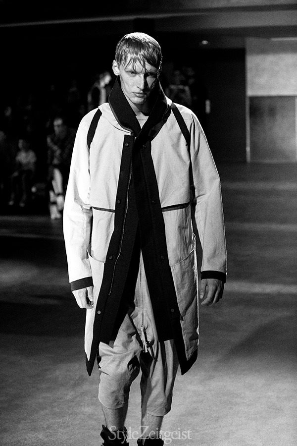 Boris Bidjan Saberi S/S16 - Backstage - fashion -
