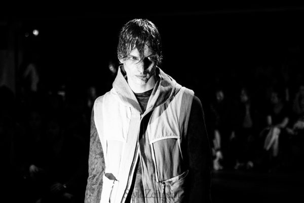 Boris Bidjan Saberi S/S16 - Backstage - fashion -