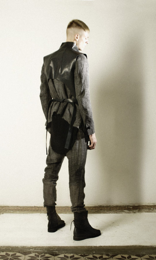 Cedric Jacquemyn S/S16 - Lookbook - fashion -