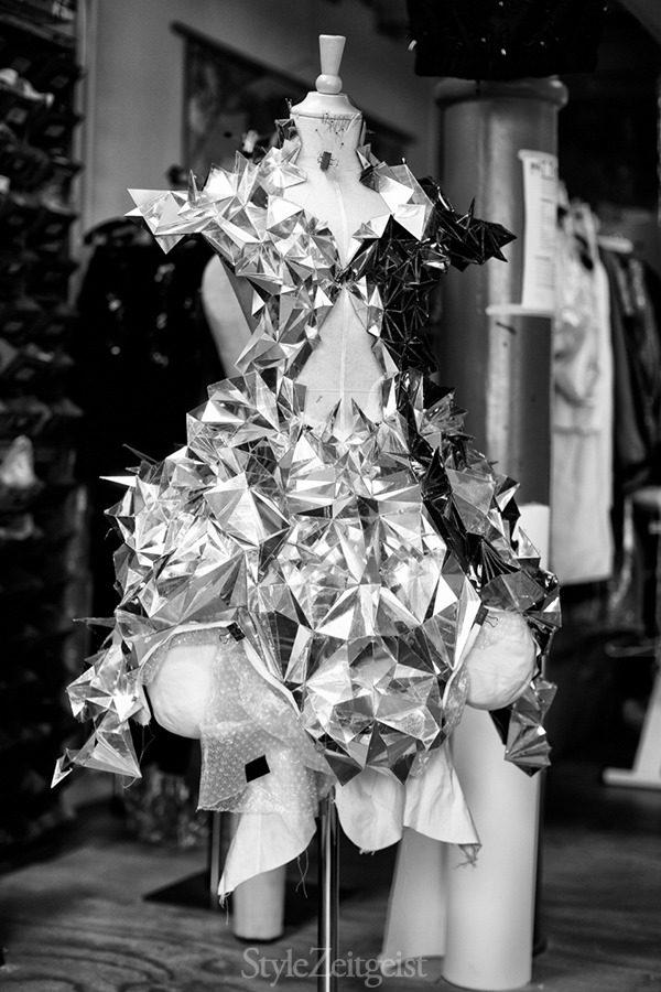 StyleZeitgeist Studio Visit: Iris van Herpen Fashion    StyleZeitgeist Studio Visit: Iris van Herpen Fashion