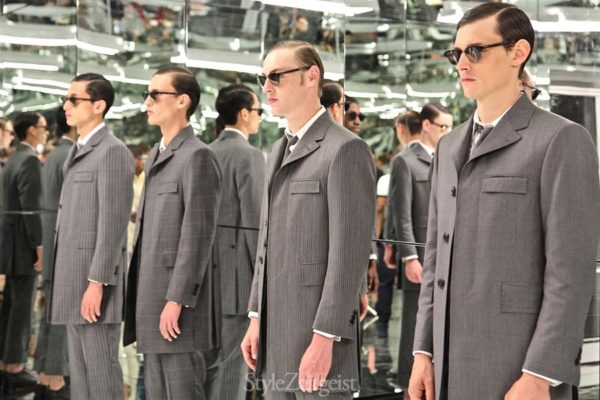 StyleZeitgeist Thom Browne S/S 16 Men's – New York Fashion    StyleZeitgeist Thom Browne S/S 16 Men's – New York Fashion    StyleZeitgeist Thom Browne S/S 16 Men's – New York Fashion