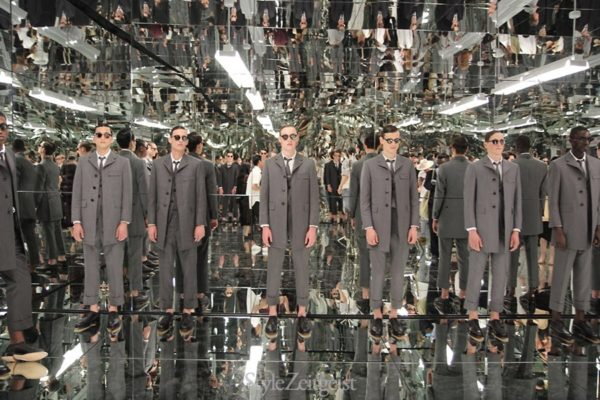 Thom Browne S/S 16 Men's – New York - fashion -