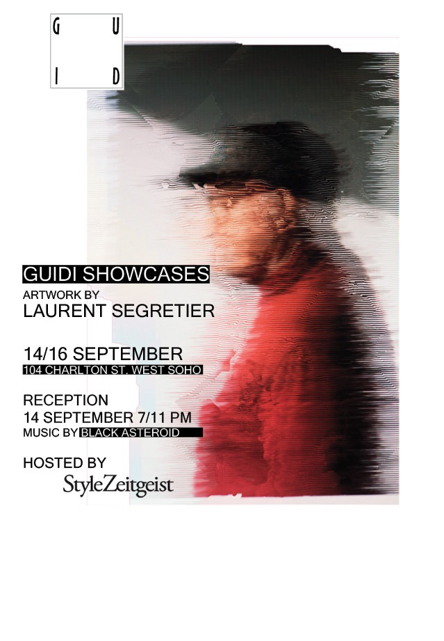 StyleZeitgeist GUIDI EVENT IN NEW YORK Culture Fashion