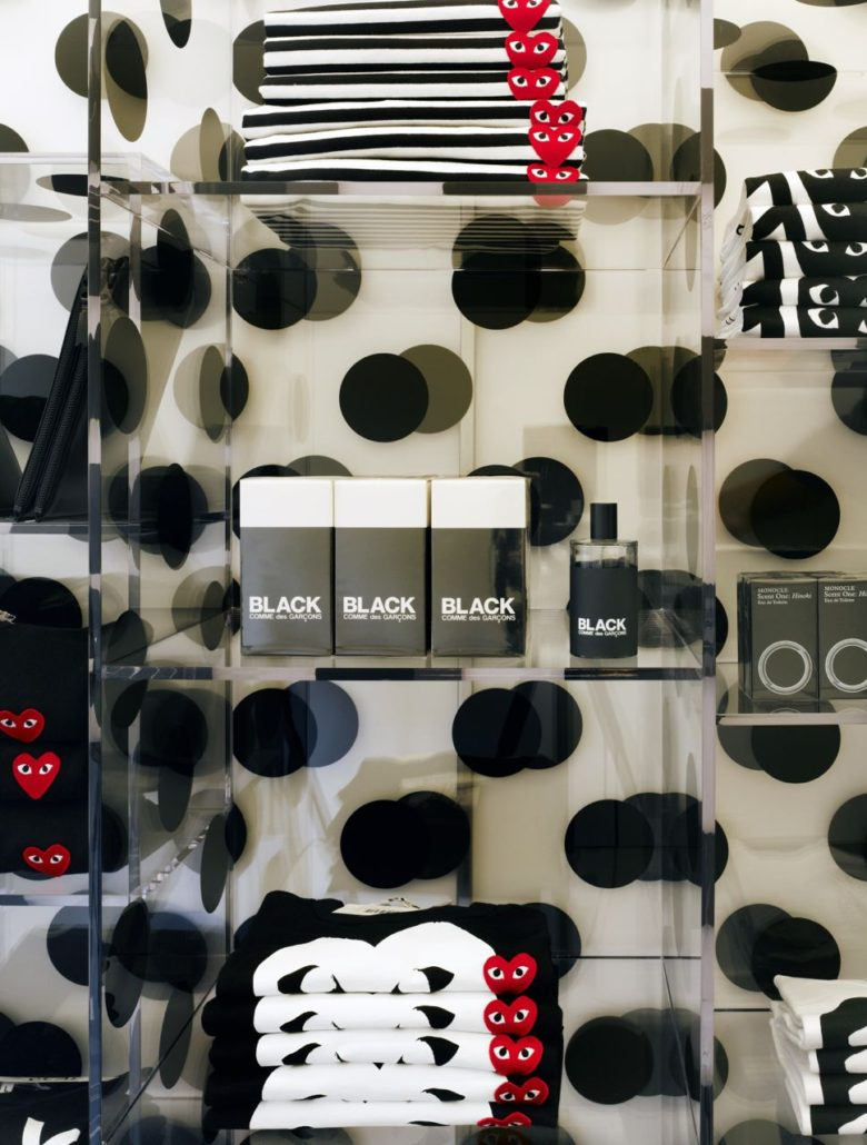 Comme des Garçons Opens POCKET Shop in New York - retail -
