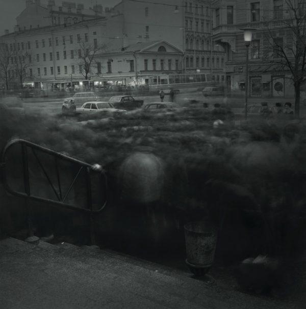 Alexey Titarenko: The City Is A Novel - culture -