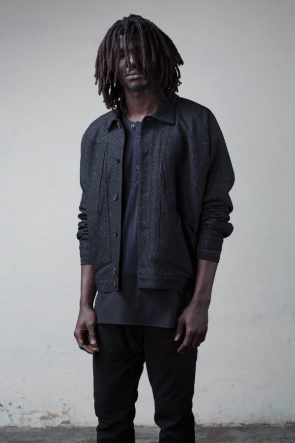 Jan-Jan Van Essche: Project #3 - Wadada - fashion -