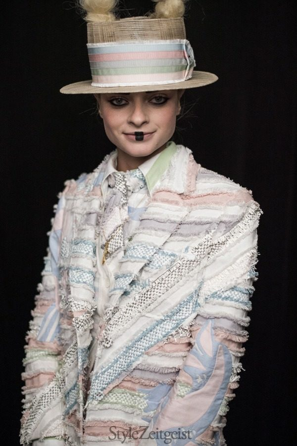 StyleZeitgeist Thom Browne S/S16 - Backstage Fashion    StyleZeitgeist Thom Browne S/S16 - Backstage Fashion    StyleZeitgeist Thom Browne S/S16 - Backstage Fashion    StyleZeitgeist Thom Browne S/S16 - Backstage Fashion    StyleZeitgeist Thom Browne S/S16 - Backstage Fashion