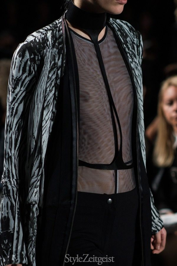 Ann Demeulemeester S/S16 - Paris - fashion - Womenswear, Women's Fashion, SS16, Spring Summer, PFW, Paris Fashion Week, Paris, Julien Boudet, Fashion, Ann Demeulemeester, 2015