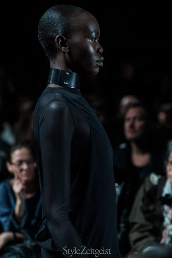Ann Demeulemeester S/S16 - Paris - fashion -