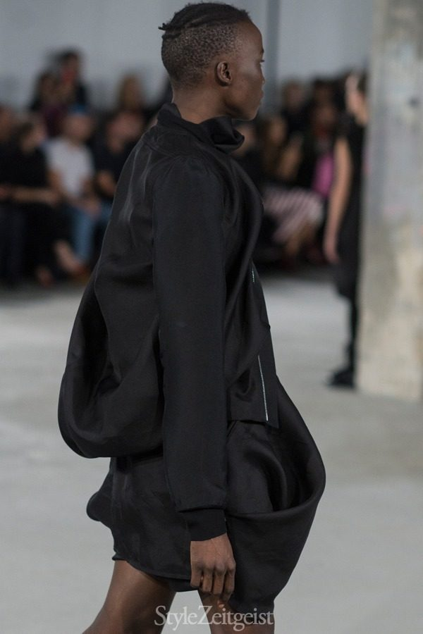 Rick Owens S/S16 - Paris - fashion -