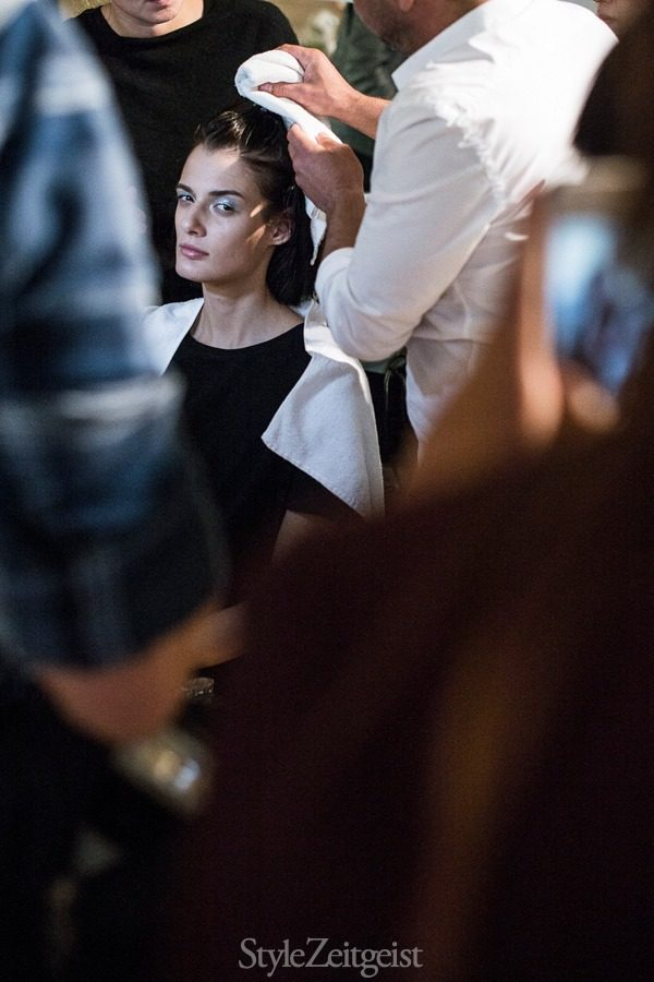 StyleZeitgeist A.F. Vandevorst S/S16 - Paris Backstage Fashion