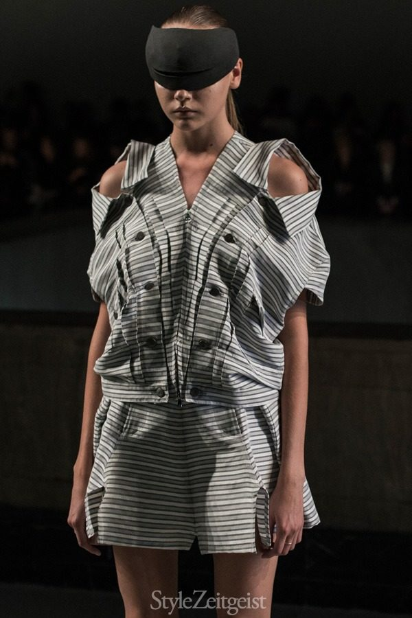 StyleZeitgeist Anrealage S/S16 - Paris Fashion