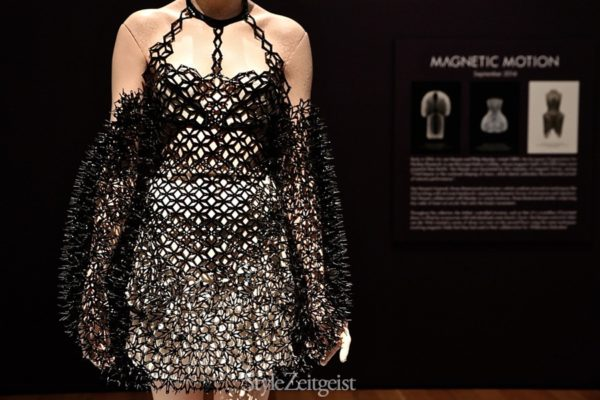 Iris van Herpen Exhibit in Atlanta - fashion culture -
