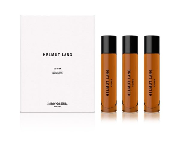 StyleZeitgeist Helmut Lang Parfums For Travel Fashion
