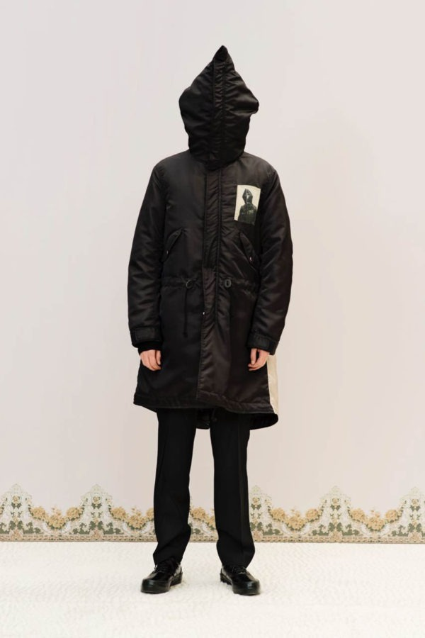 Undercover F/W16 - Paris - fashion - Year Undercoverism Undercover StyleZeitgeist Season MENSWEAR Mens Fashion Jun Takahashi Fashion Fall Winter 2016