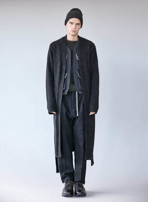StyleZeitgeist Song for the Mute F/W16 - Paris Fashion  Year StyleZeitgeist Song For The Mute Season PFW Paris Fashion Week Paris MENSWEAR Mens Fashion Melvin Tanaya Fashion Fall Winter 2016