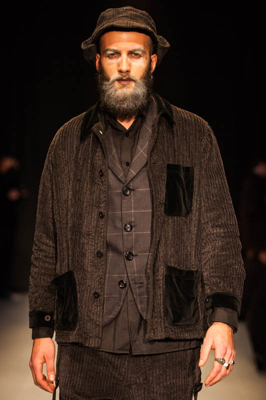 Geoffrey B. Small F/W16 - Paris - fashion - Year StyleZeitgeist Season PFW Paris Fashion Week Paris MENSWEAR Mens Fashion Geoffrey B. Small Fashion Fall Winter 2016